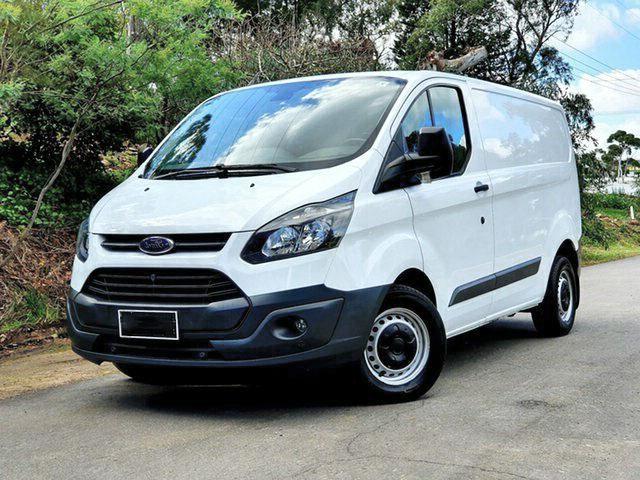 Van Finance loan Ford Transit Custom van